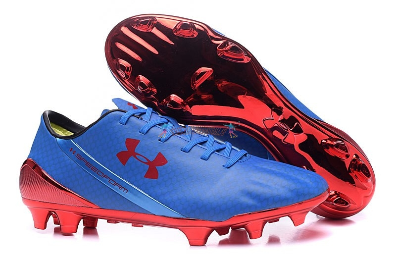 Les 2019 meilleures Under Armour Speedform FG Bleu Rouge