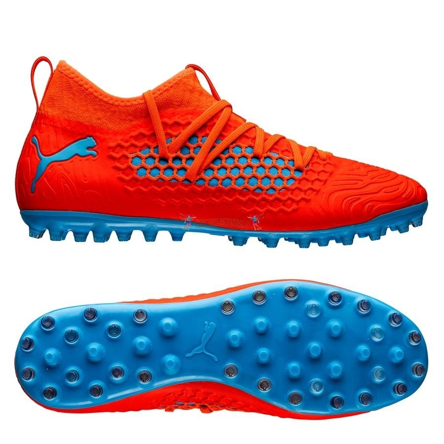 Les 2019 meilleures Puma Future 19.3 Netfit MG Power Up Orange