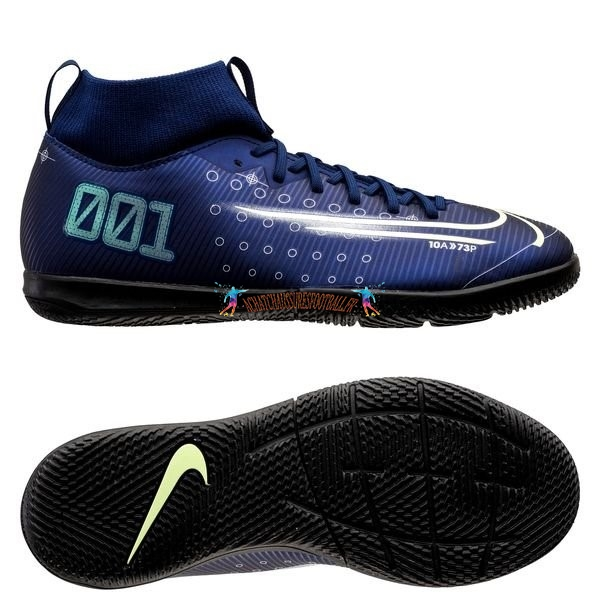 Les 2019 meilleures Nike Mercurial Superfly 7 Academy Enfant IC Marine