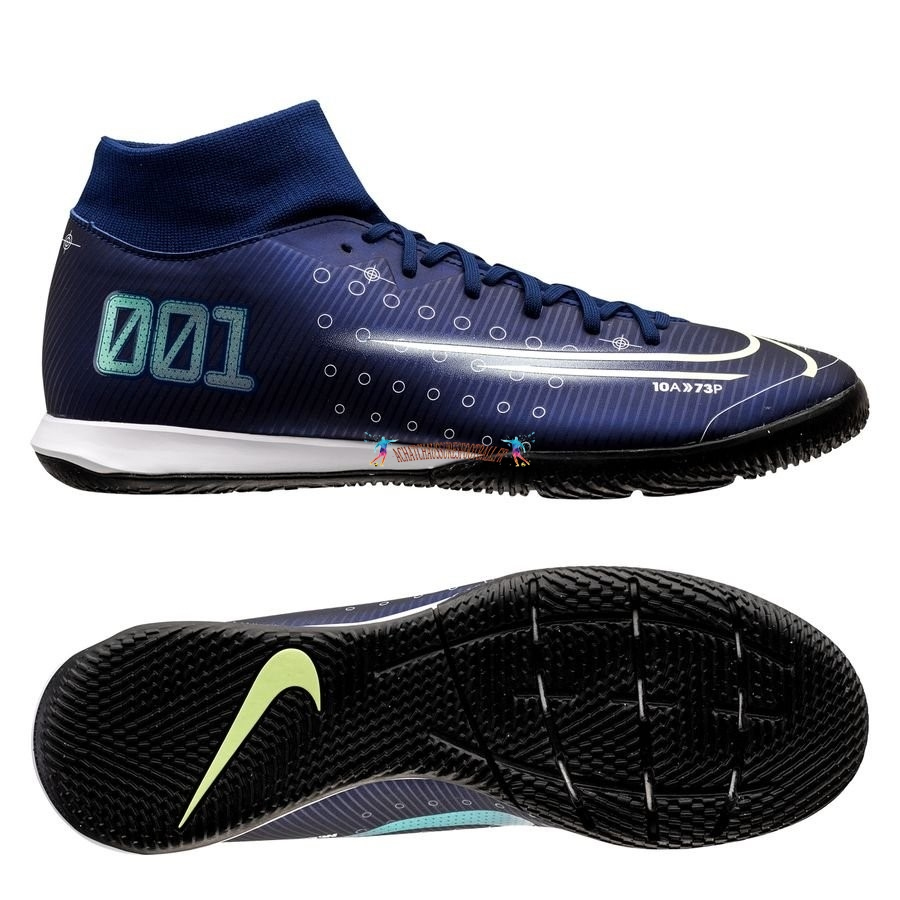 Les 2019 meilleures Nike Mercurial Superfly 7 Academy IC Marine