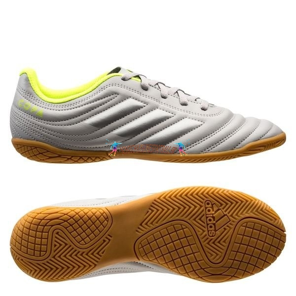 Les 2019 meilleures Adidas Copa 20.4 IN Encryption Gris