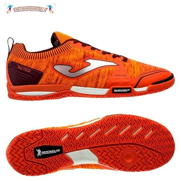 Les 2020 Meilleures Joma Tactico 908 IN Orange Argent