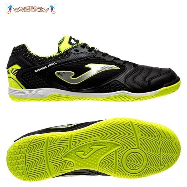 Les 2020 Meilleures Joma Dribling IN Noir Citron