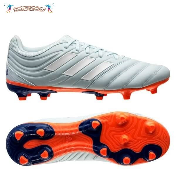Les 2021 Meilleures Adidas Copa 20.3 FG/AG Glory Hunter Bleu Blanc Orange