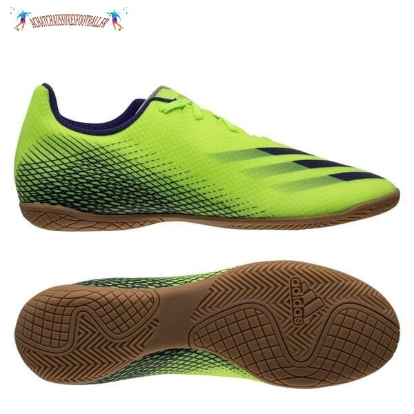 Les 2021 Meilleures Adidas X Ghosted.4 IN Precision To Blur Vert Bleu