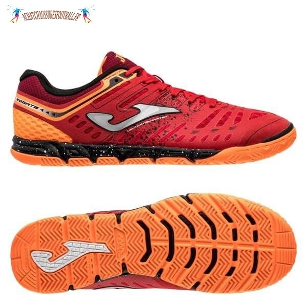 Les 2021 Meilleures Joma Regate IN Rouge Orange